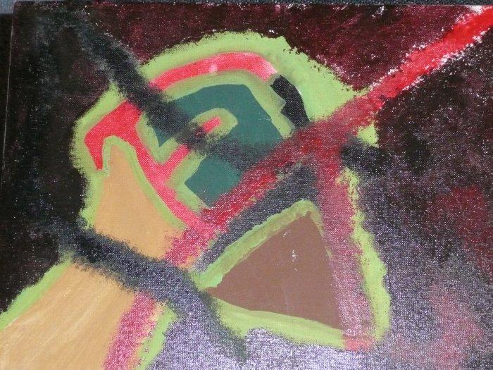 Print Painting # 15