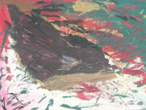 Print Painting # 7