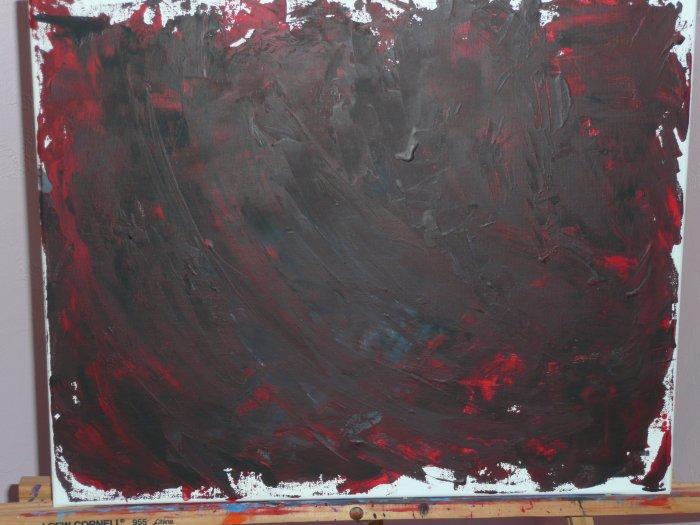 Print Painting # 1