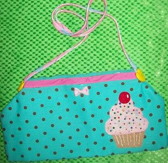 Cupcake Mini Purse