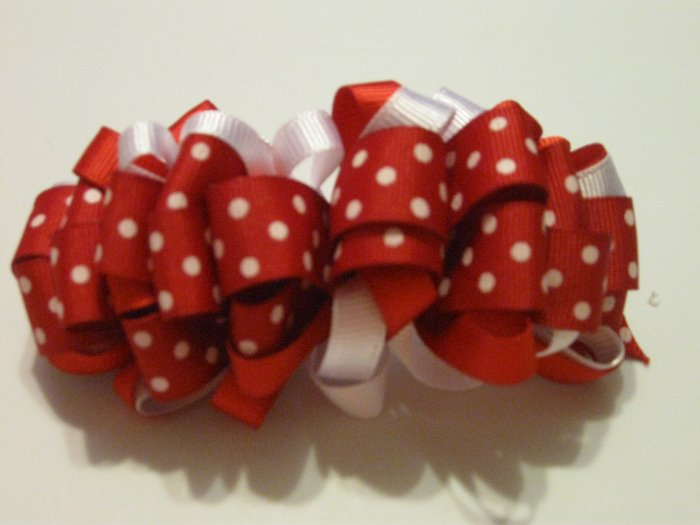 Large Loopy Bow