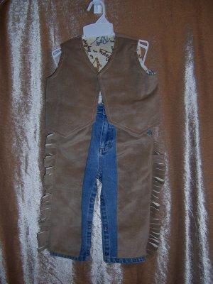 Boys cowboy outfit size 2T