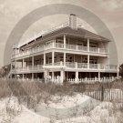 Beach House - 4017 - 11x17 Framed Photo