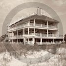 Beach House - 4017 - 8x10 Framed Photo
