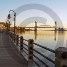 Fall on the Cape Fear River - 3020 - 8x10 Photo