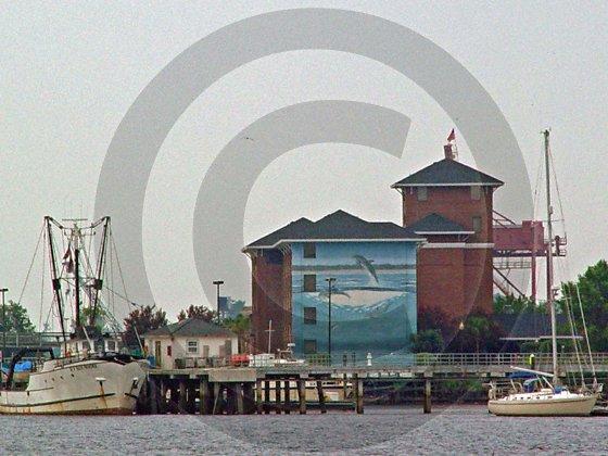 Best Western Coast Line Inn - 3028 - 8x10 Framed Photo