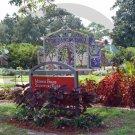 Bottle House - Airlie Gardens - 8006 - 11x17 Framed Photo