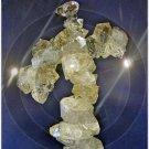 Herkimer Diamond Cluster - 9/11/2001 - 6002-3 - 8x10 Framed Photo