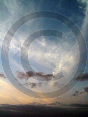 S'more Sky - Masonboro Inlet - 2031 - 11x17 Framed Photo