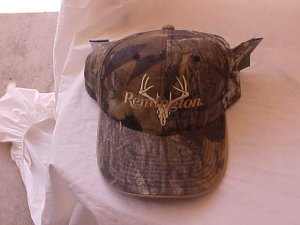 Deer Skull Remington Mossy Oak Cap