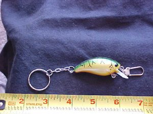 Fishing Lure Keychain***FREE SHIP***