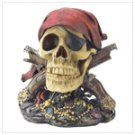 Jolly Roger Pirate Skull