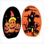 Halloween Tealight Holder Set