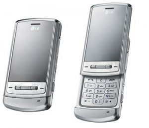 LG KU970 Triband 3G Unlocked GSM Cell Phone