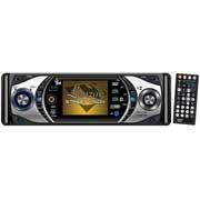 Lanzar (SVD26MUT) 2.5-Inch TFT Monitor DVD/VCD/MP3/CD-R/CD-RW/USB/TV Tuner/AM/FM Receiver