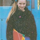 Knitting pattern for teenagers fancy mohair jumper