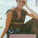 Knitting patterns for Ladies Stunning slipover in DK with a bold patterned front