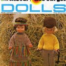Vintage Knitting pattern Dolls Indian outfit or Riding outfit Lister 634. PDF
