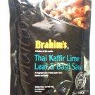 Brahim's Premium Thai Kaffir Lime Leaf & Basil Sauce