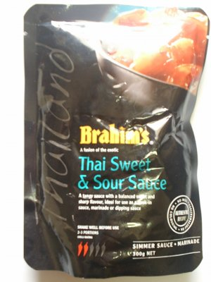 Brahim's Premium Thai Sweet & Sour Sauce
