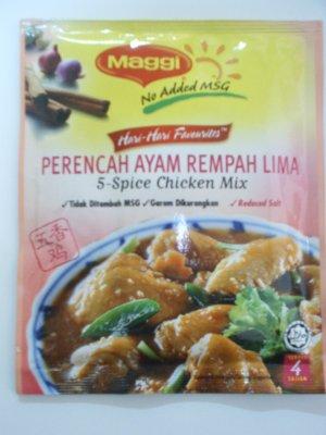 Maggi 5-Spices Chicken Mix