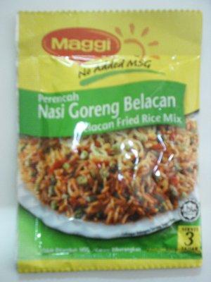 "Maggie ""Belancan"" Fried Rice Mix"