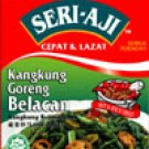 Seri-Aji Shrimp Paste Fried Vegetables Mix