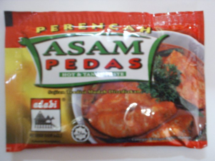 Adabi Hot & Tangy Paste
