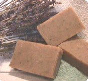 OatMeal  Spice Botanical  Exfoliating Soap