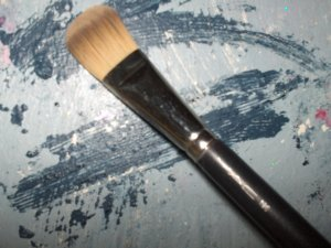 MAC #190 Brush Foundation