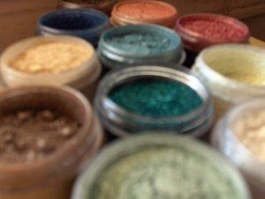 MAC pigment in Deckchair