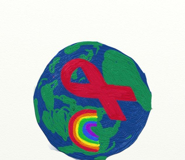 Rainbow Earth