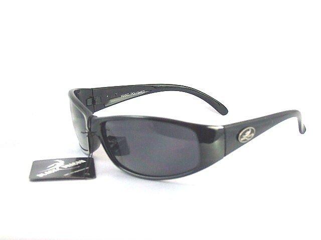 Men Fashion Designer Sunglass Black Dragon 1120