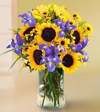Walkin' On Sunshine Bouquet