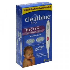 ClearblueEasy Digital Ovulation Kit