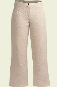Natural Hemp Ecolution Panel Pants