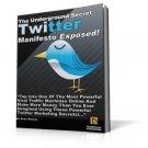 Twitter Manifesto