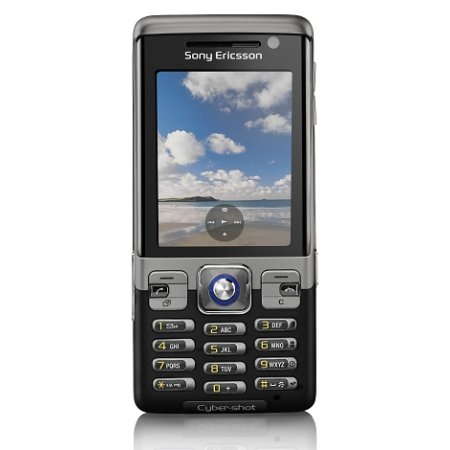 Sony Ericsson C702 Quadband 3G HSDPA Unlocked Phone (SIM Free)