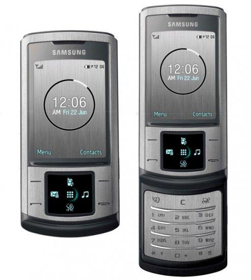 Samsung U900 Soul Triband 3G HSDPA Unlocked Phone (SIM Free)