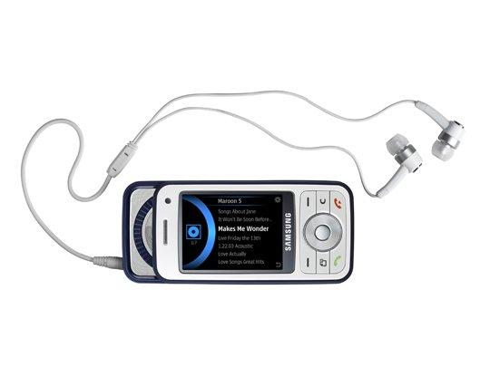 Samsung i450 Triband 3G HSPDA Unlocked Phone (SIM Free) + 1GB Memory card