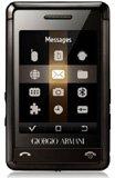 Samsung P520 Giorgio Armani Triband Touch Screen Unlocked Phone (SIM Free) + 1GB Memory card