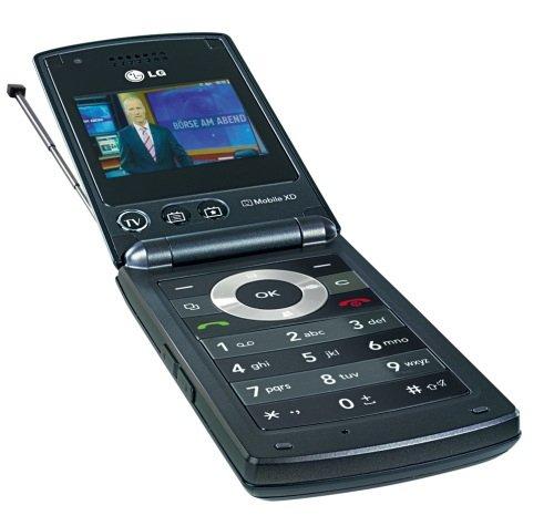 LG HB620T Triband 3G TV Unlocked Phone (SIM Free)