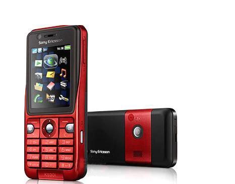 Sony Ericsson K530i Triband GSM Unlocked Phone (SIM Free)