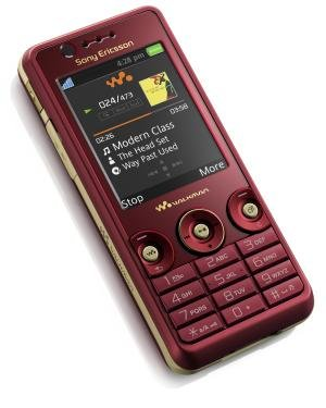 Sony Ericsson W660i W660 Triband Walkman Unlocked Phone (SIM Free) + 512MB Memory Card