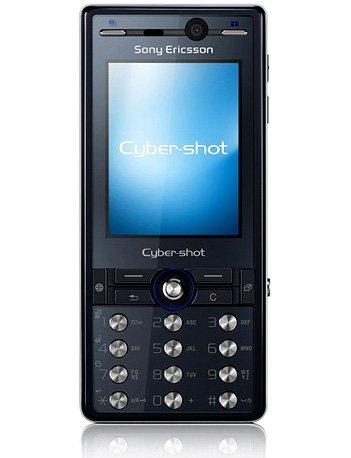 Sony Ericsson K810i Triband Cyber-Shot Unlocked Phone (SIM Free) + 128MB Memory Card