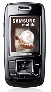 Samsung E251 Triband Unlocked Phone (SIM Free)