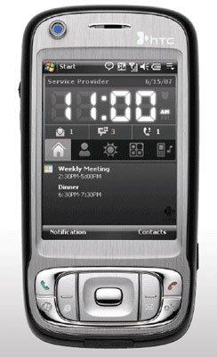HTC TyTN II P4550 Quadband 3G PDA GPS Unlocked Phone (SIM Free) + 1GB Memory Card