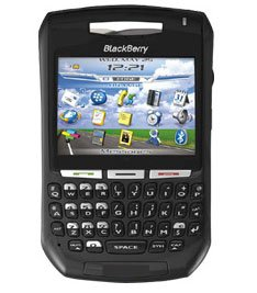 Blackberry 8707g Bluetooth QWERTY 3G Quadband PDA Unlocked Phone (SIM Free)