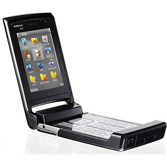 Nokia N76 Quadband GSM Unlocked Phone (SIM Free) + 512MB Memory Card