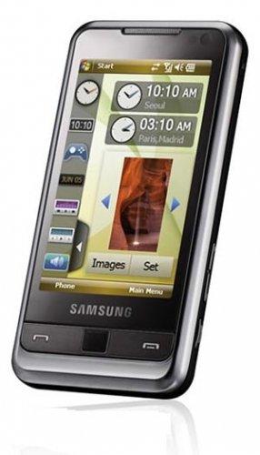 Samsung i900 Omnia 3G HSDPA PDA Unlocked Phone (SIM Free)